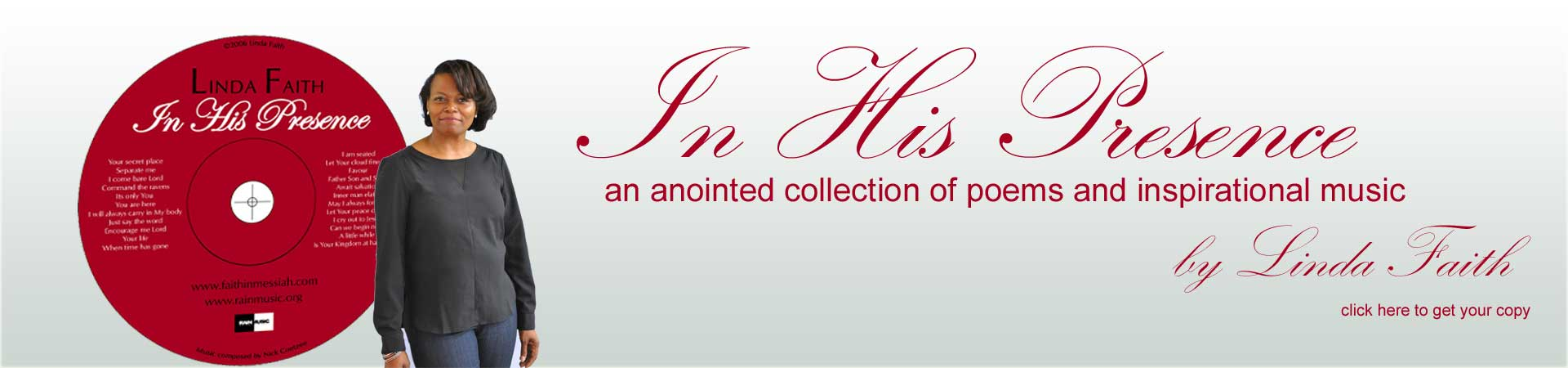 In His Presence - Linda Faith